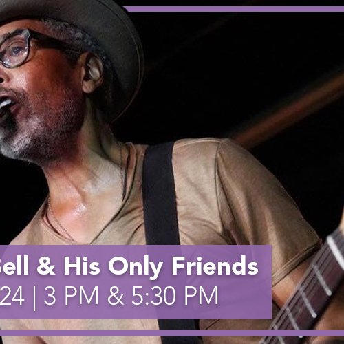 ECA Presents Leroy Bell & His Only Friends (Outdoor) Photo courtesy of Edmonds Center for the arts