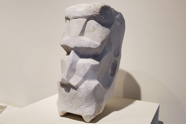 The Sculpture of Charles W. Smith. Photo courtesy of Cascadia art museum.